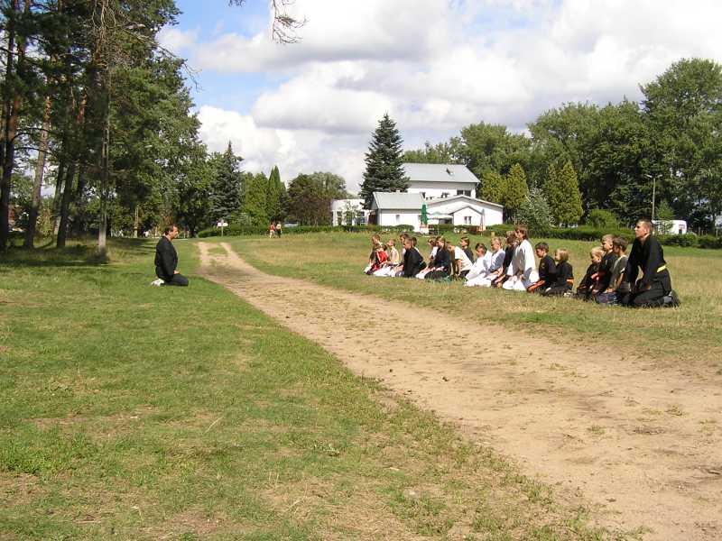 Obóz letni - Wałpusz 2006