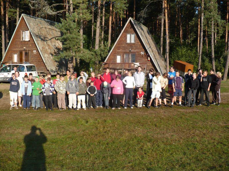 Obóz Letni - Wałpusz 2008