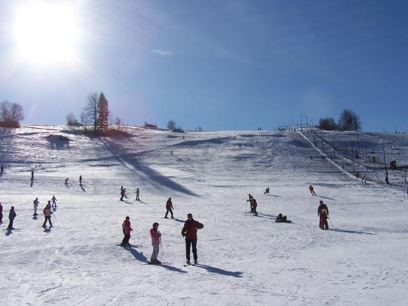 Obóz Zimowy - Zawoja 2008